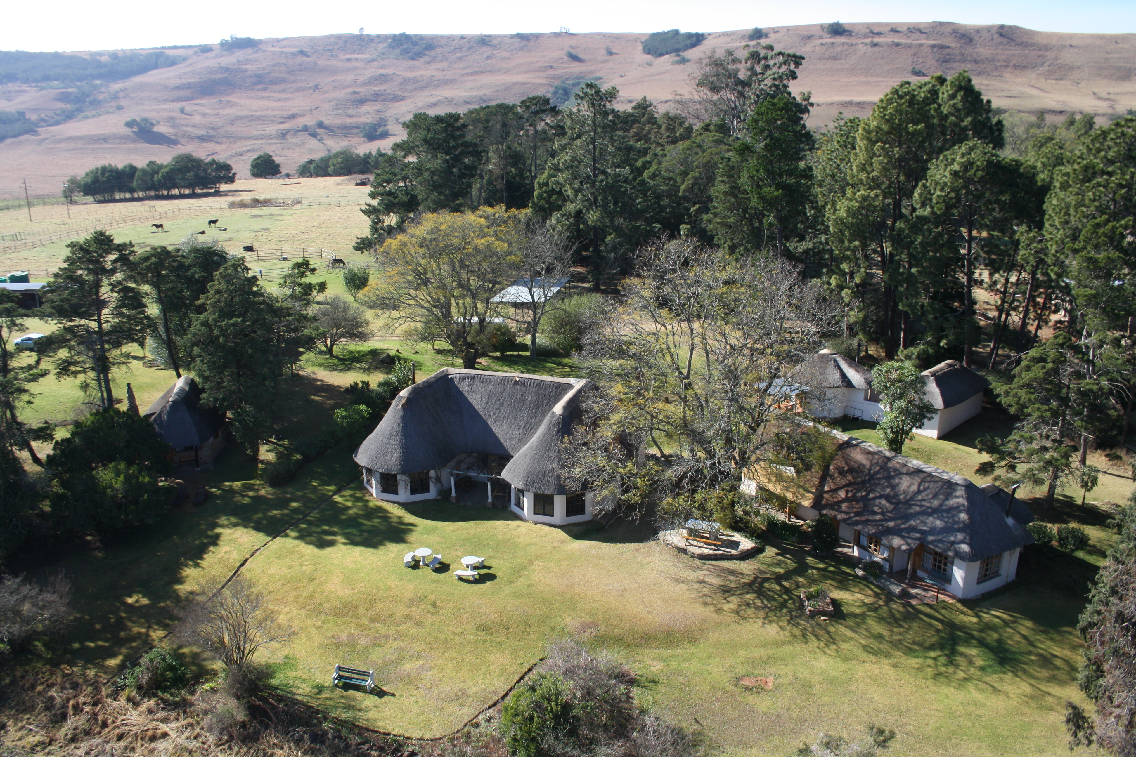 Accommodation rates Antbear Lodge