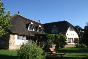 Drakensberg accommodation in a mountain view suite