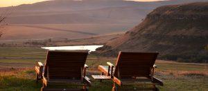 Drakensberg activities - Relaxing at Antbear Lodge