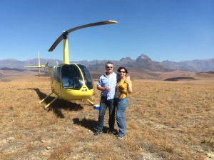Drakensberg helicopter flights