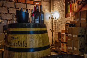 The Wine Cellar in Rosetta - Midlands Meander
