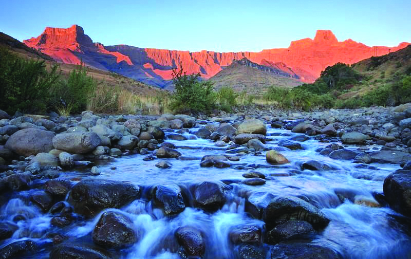 Bergville is the Gateway to the Northern Drakensberg