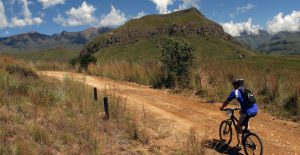Central Drakensberg mountain bike trails
