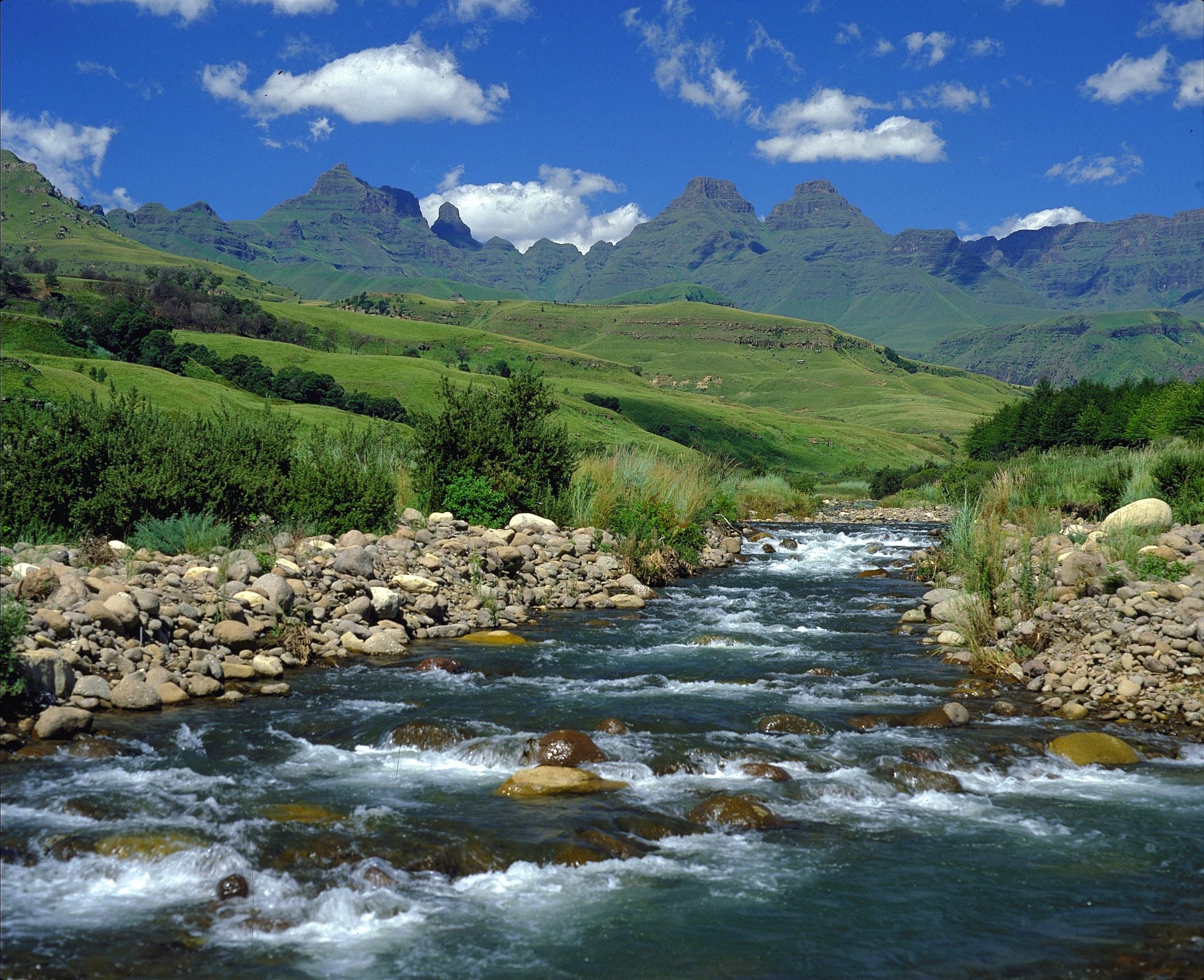 catherdral peak river
