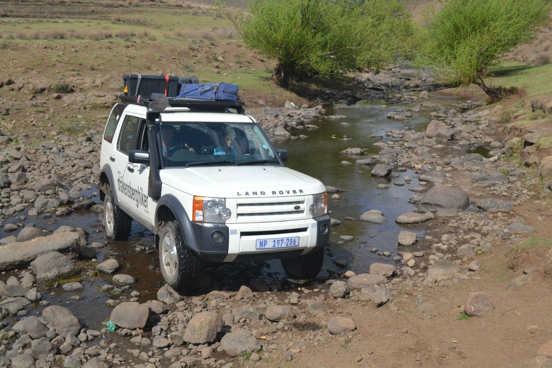 Drakensberg 4x4 safari