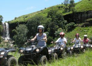 Drakensberg quad bike trails