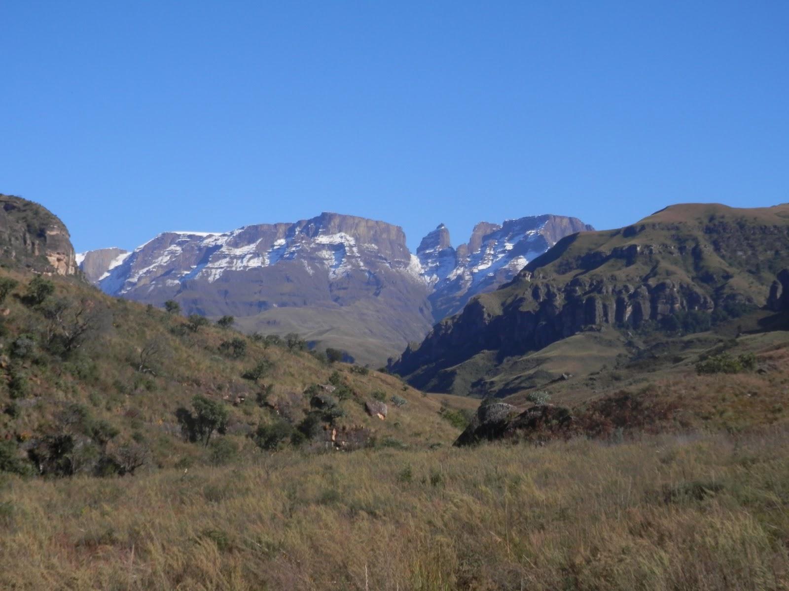 injisuthi - Central Drakensberg