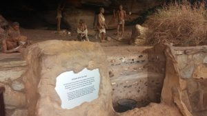 Main Caves at Giants Castle - Open air museum