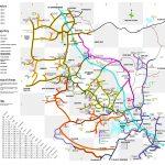 Midlands meander Map