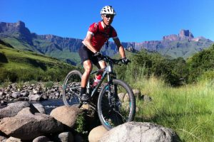 Northern Drakensberg mountain bike trails