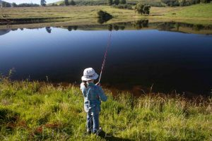 Holiday fishing for bass or trout Nottingham Road - Natal Midlands