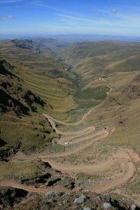 Sani Pass - Drakensberg 4x4 safari