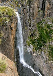 Drakensberg Mountains - Tugela Falls