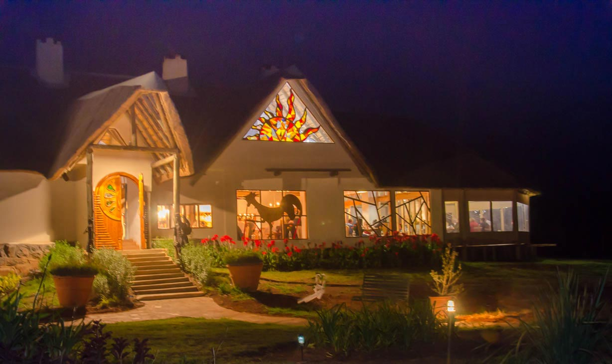 Drakensberg wedding venue